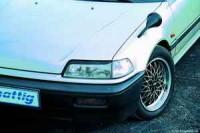Mračítka předních světlometů šroubovaná Honda Civic EC/ED
