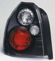 Zadní světla (lampy) Honda Civic 3dv. --rok výroby 96-01 ** černé
