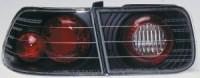 Zadní světla (lampy) Honda Civic 2dv. --rok výroby 96-01 ** černé