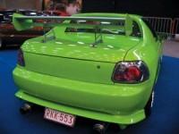Zadní světla (lampy) Honda CRX DelSol --rok výroby 93-97 ** černé