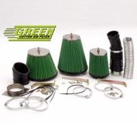 Kit přímého sání Green HONDA CIVIC 3 dv. 1,5L VE i VTEC-E 16V (EG436A) výkon 66kW (90hp) rok výroby 92-95