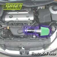 Air Intake System Green Speed'r Diadem HONDA CIVIC 5dv. 1,5L i 16V VTEC-E výkon 66kW (90) rok výroby 95-97