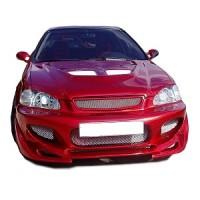 Přední nárazník Sport Honda Civic rok výroby 96-2001 (tun/car1/10)