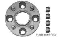 HR podložky pod kola (1pár) HONDA S 2000-VA rozteč 114,3mm 5 otvorů stř.náboj 70mm -šířka 1podložky 20mm /sada obsahuje montážní materiál (šrouby, matice)