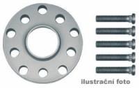HR podložky pod kola (1pár) HONDA Civic EG-EH rozteč 100mm 4 otvory stř.náboj 56,1mm -šířka 1podložky 5mm /sada obsahuje montážní materiál (šrouby, matice)