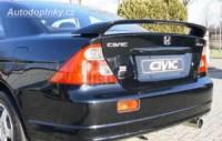 LESTER zadní spoiler s brzdovým světlem 35 LED Honda Civic Coupe od roku výroby 2001-