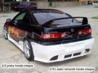 Prahové nástavce Honda Integra