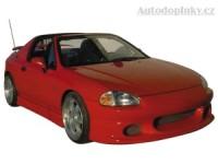 TSS TUNING prahové nástavce Honda CRX DelSol -- od roku výroby 92- (TT HOD03)