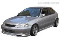 TSS TUNING prahové nástavce Honda Civic HB 3dv. -- rok výroby 9/95-01